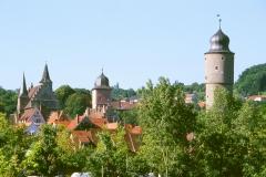 Silhouette Altstadt