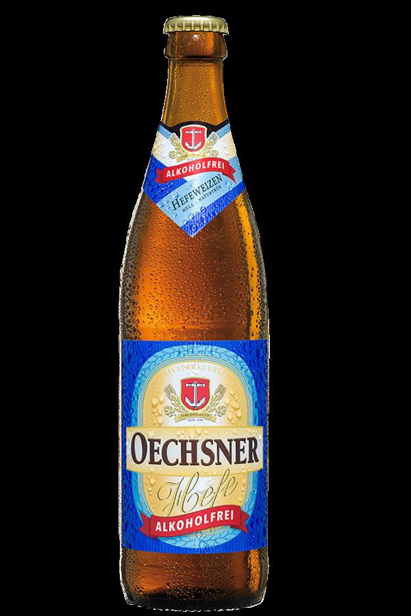 Hefeweizen alkoholfrei Oechsner