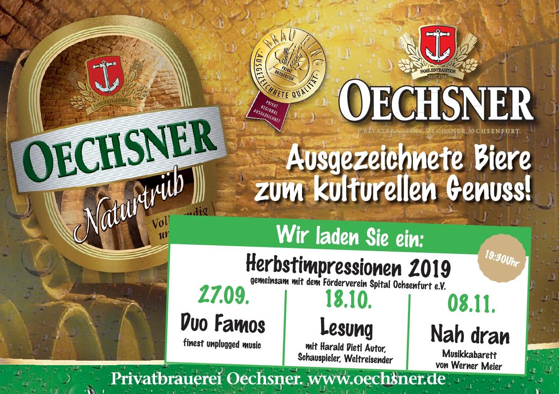 Privatbrauerei Oechsner A5_quer_Herbstimpressionen2019_RZ