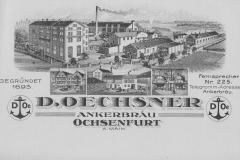 Brauerei Oechsner Nostalgie